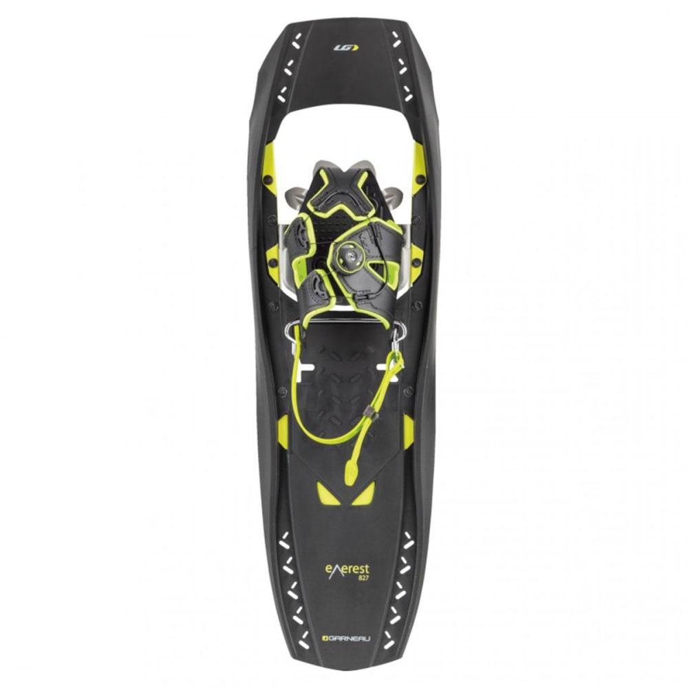LOUIS GARNEAU Everest Snowshoes, Size 827 - LIME