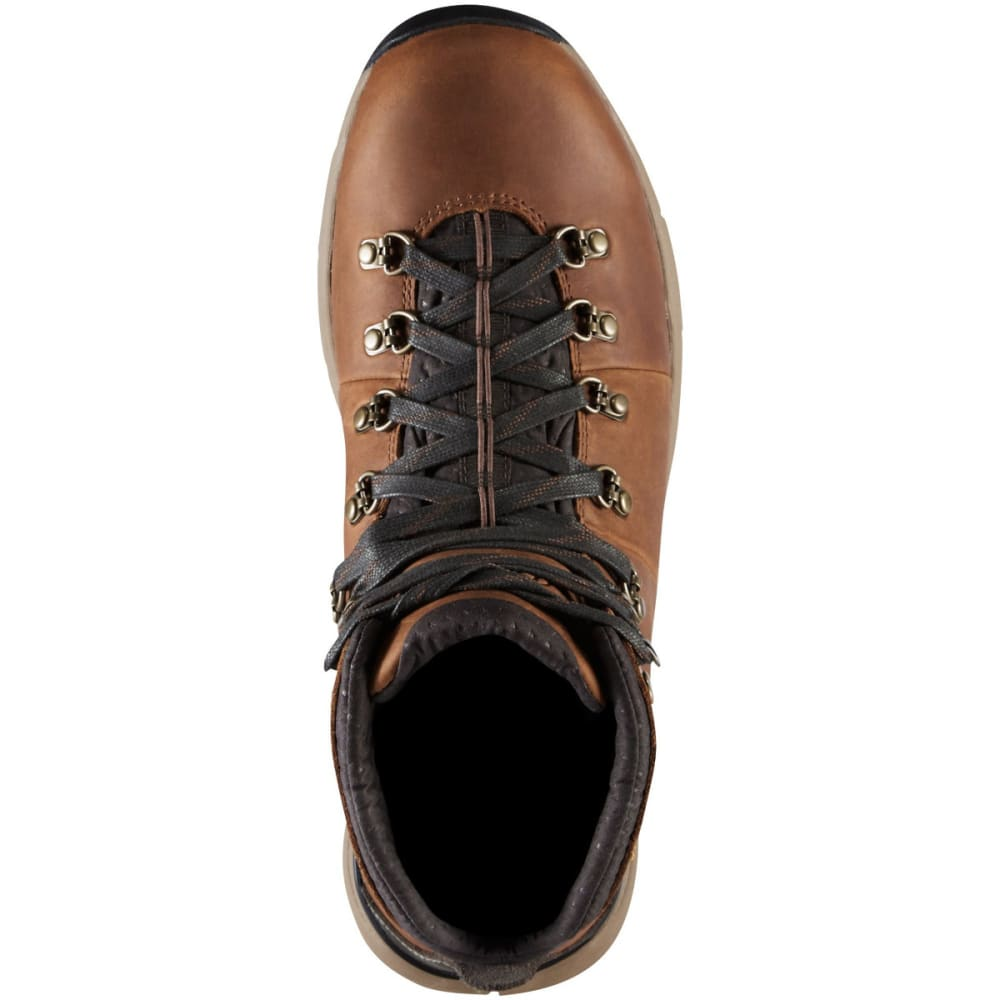DANNER Men's Mountain 600 Waterproof Hiking Boots, Rich Brown - RICH BROWN