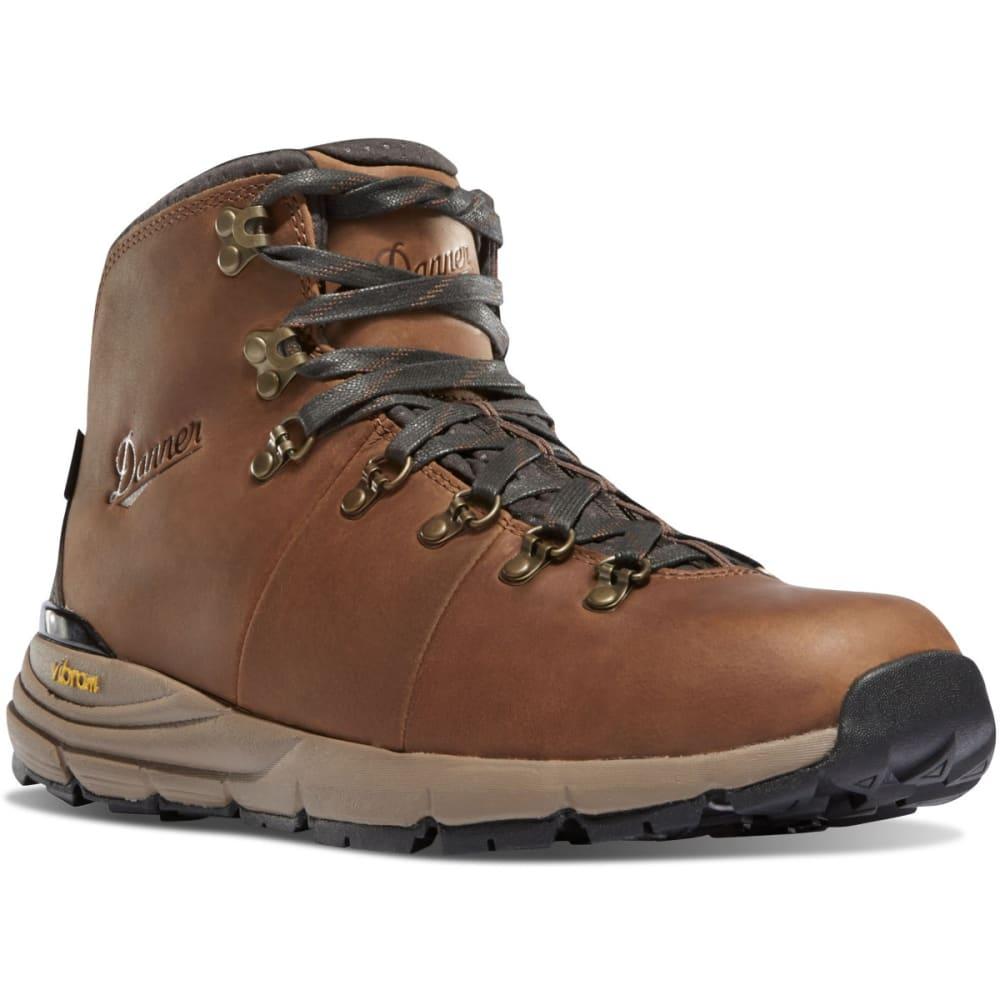 Danner Men's Mountain 600 Waterproof Hiking Boots, Rich Brown - Brown