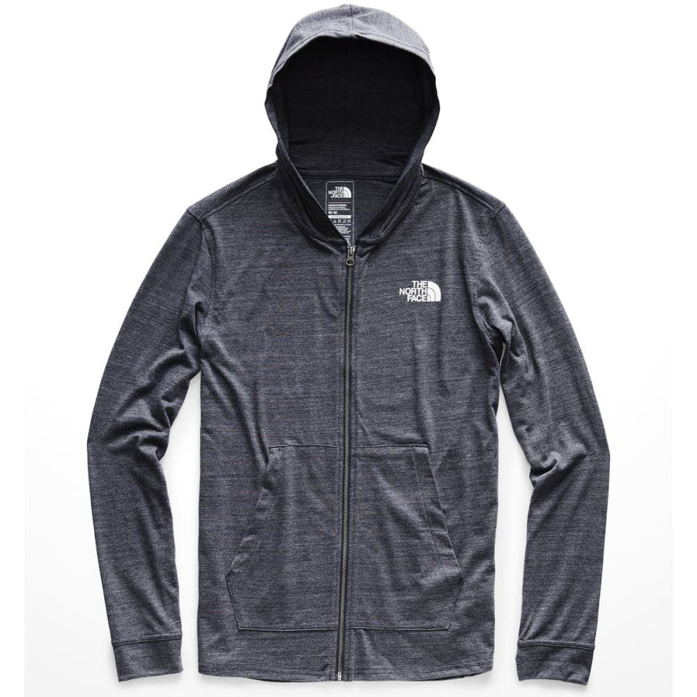 THE NORTH FACE Men's Americana Tri-Blend Full-Zip Hoodie - AVM-URBAN NAVY HTR