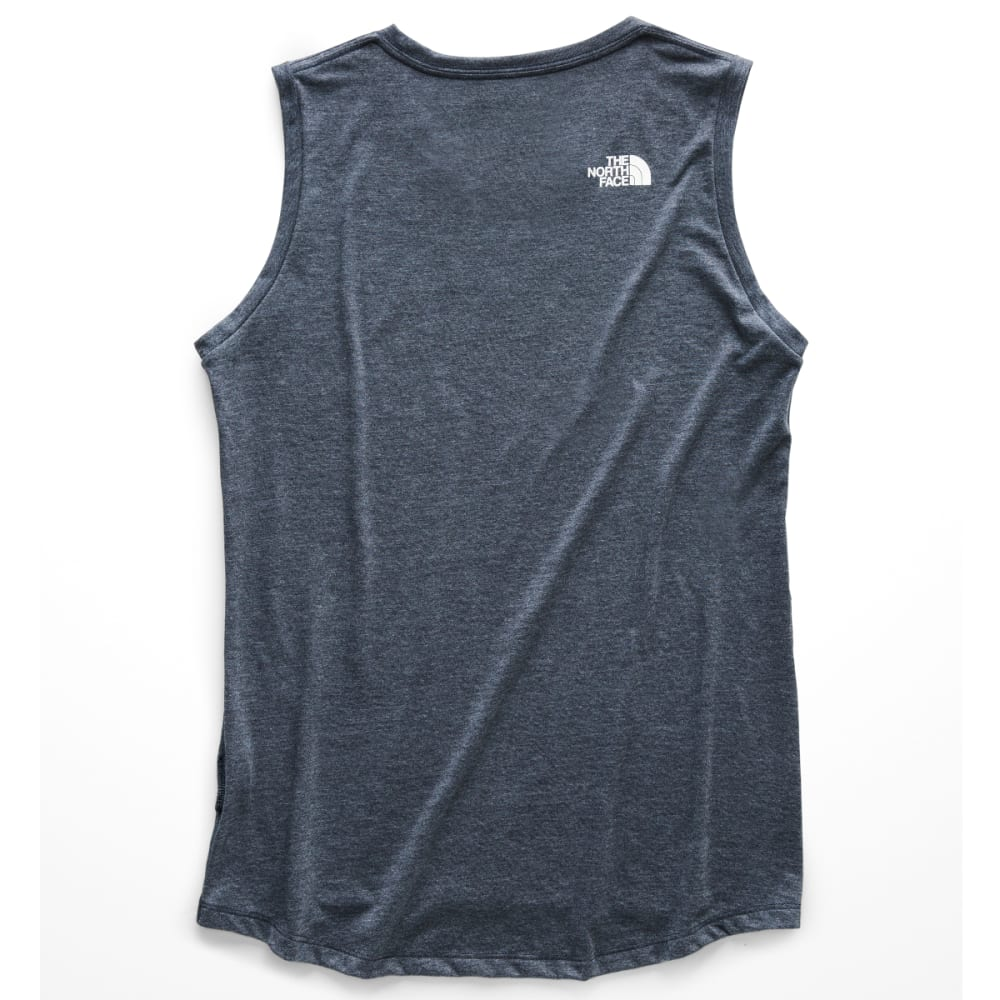 THE NORTH FACE Women's Americana Tri-Blend Track Tank Top - AVM-URBAN NAVY HTR