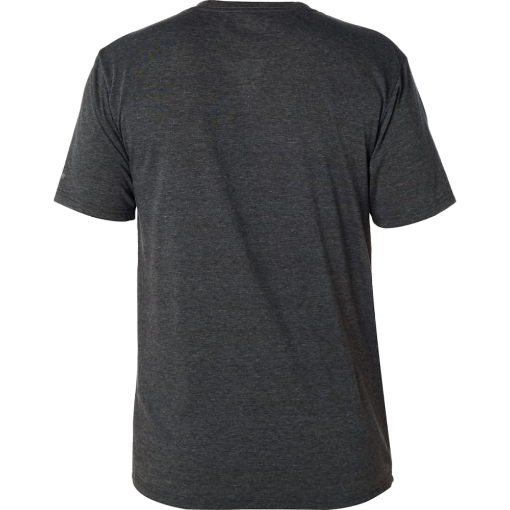 FOX Men's 74 Planned Out Tech Tee Shirt - BLACK-243