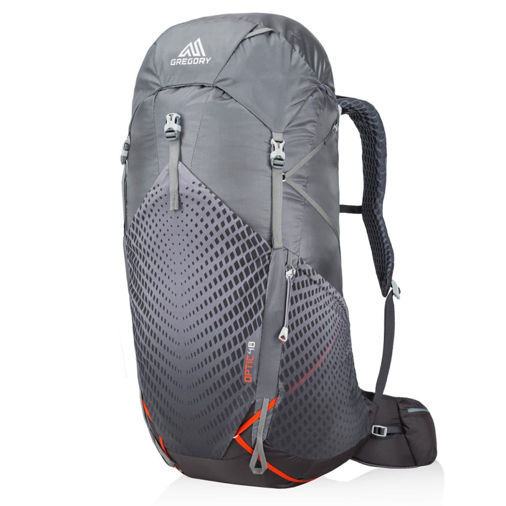 GREGORY Optic 48 Pack - LAVA GREY