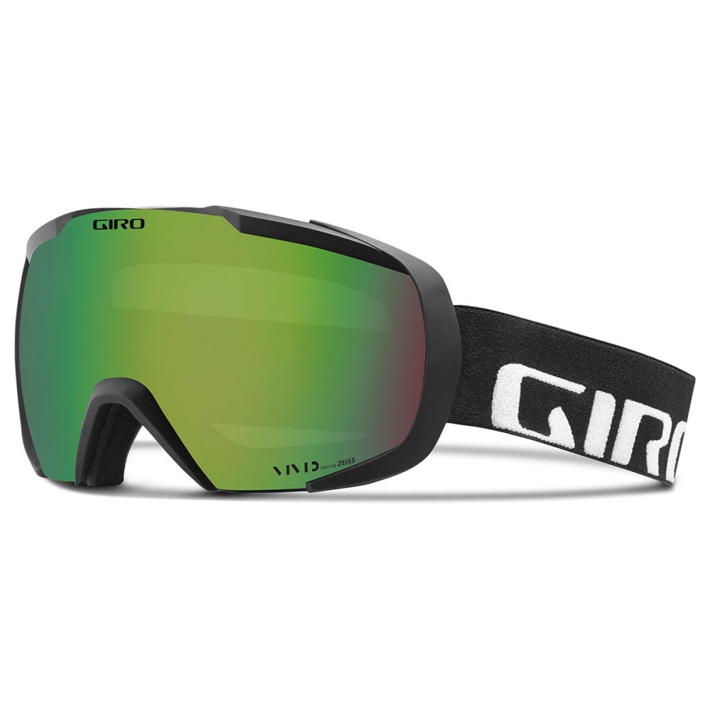 GIRO Onset Snow Goggles - BLKWRDMK/VIVEMERALD