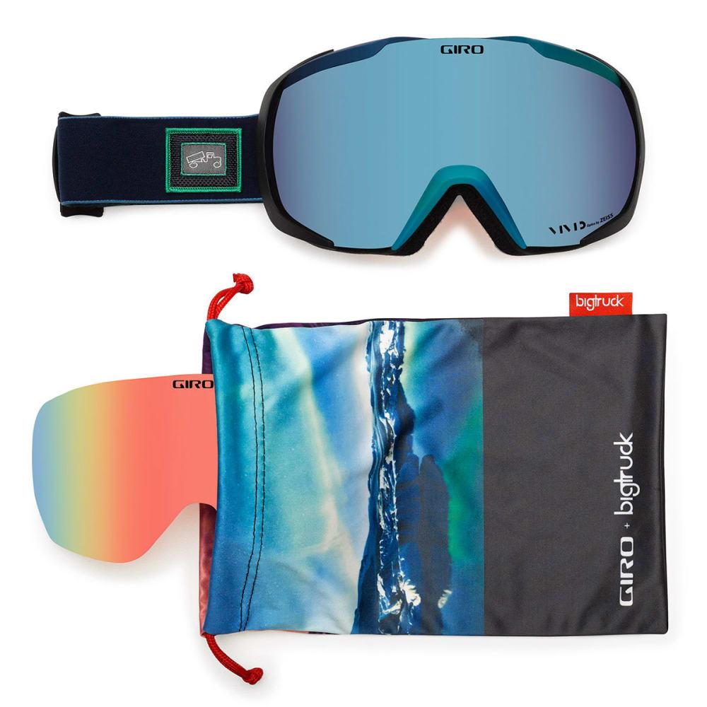 GIRO Onset Snow Goggles - BIGTRUCK/VIVIDROYAL