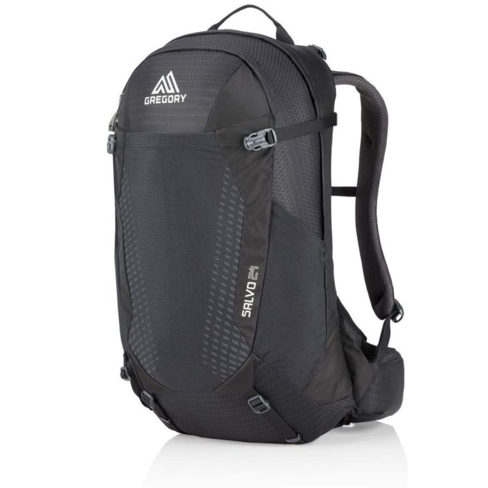 GREGORY Salvo 24 Daypack - TRUE BLACK