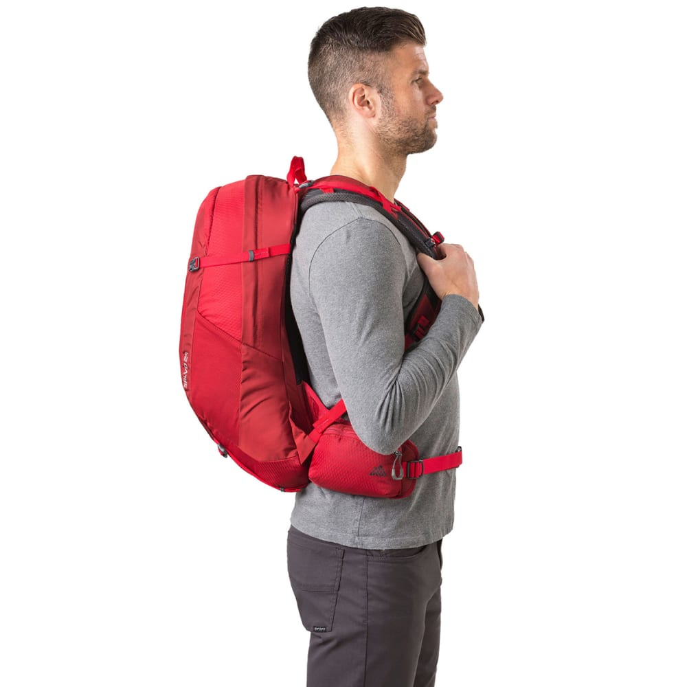 GREGORY Salvo 24 Daypack - TANGO RED