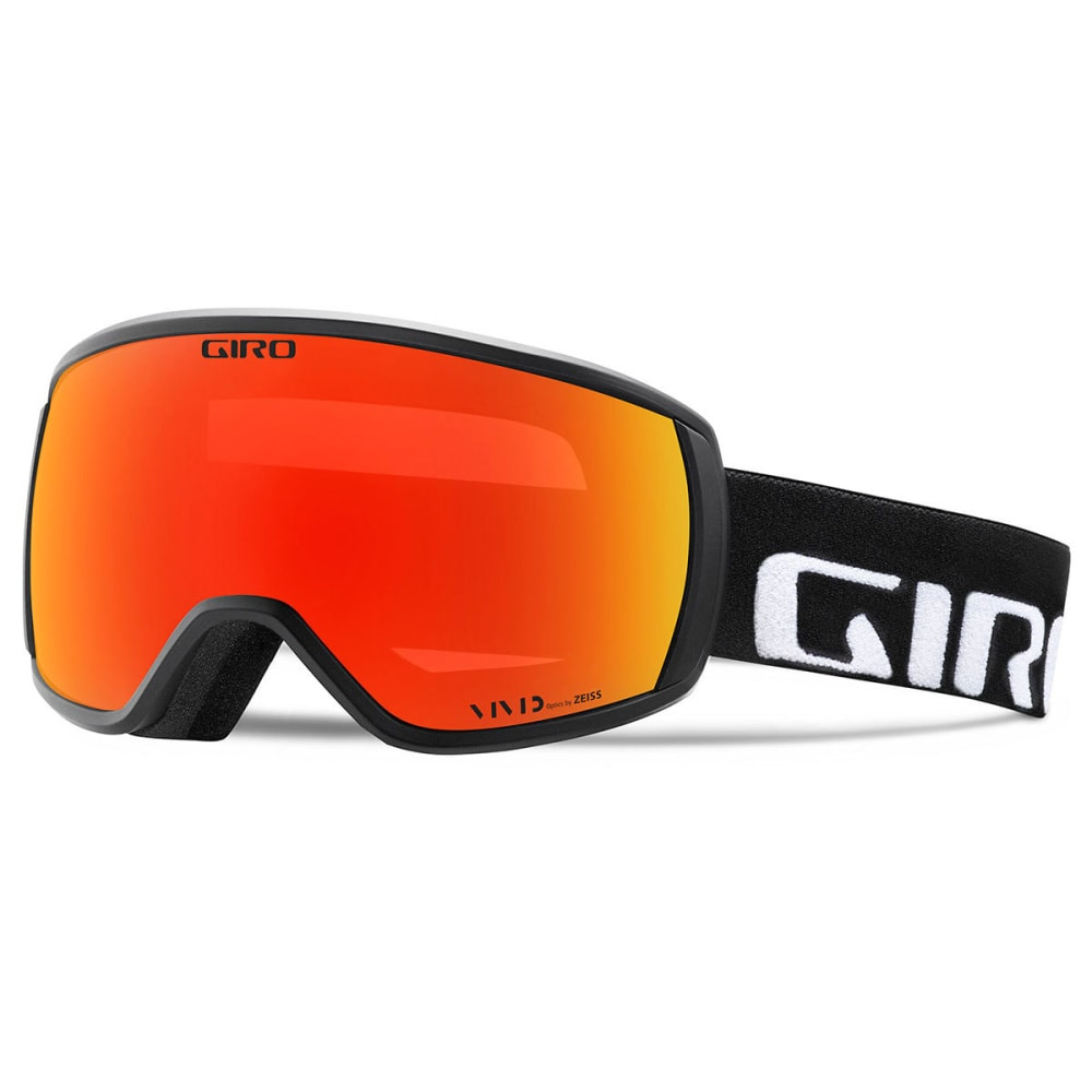GIRO Balance Snow Goggles - BKWDMK/VIVEMBER