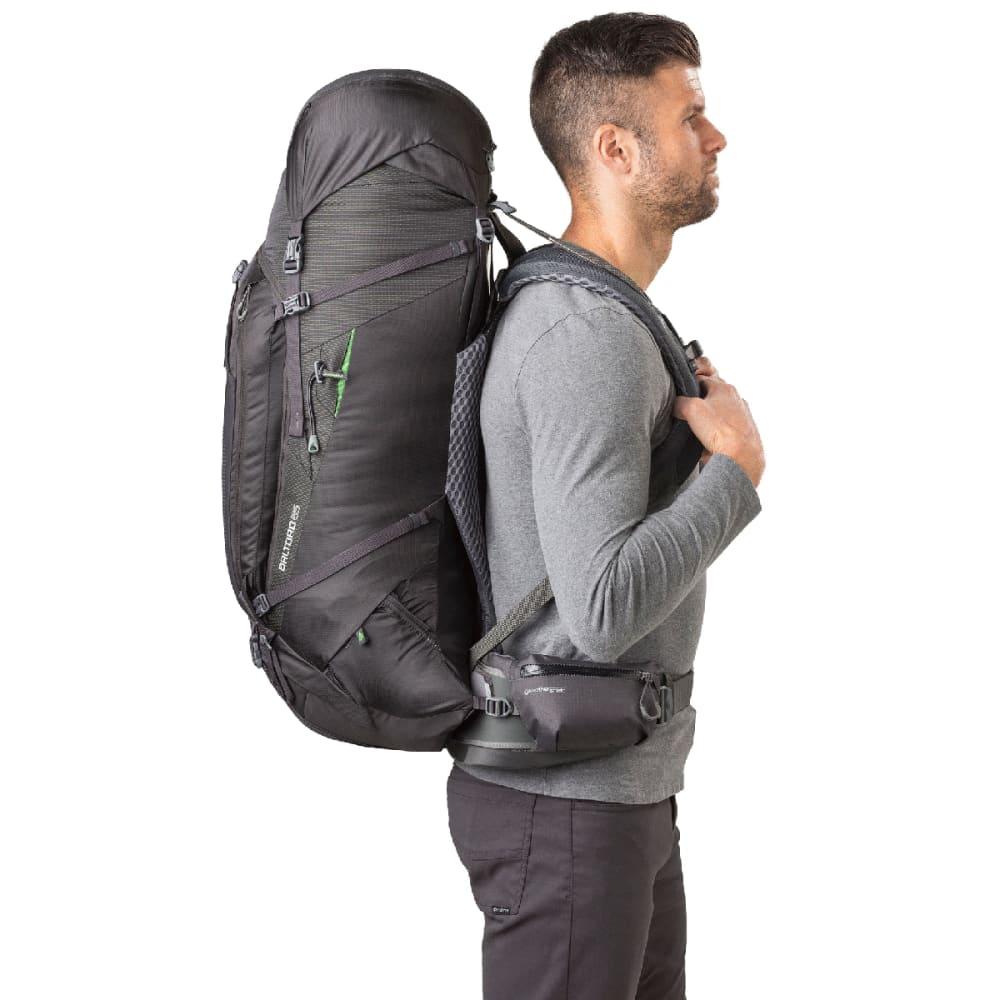 GREGORY Baltoro 65 Pack - ONYX BLACK