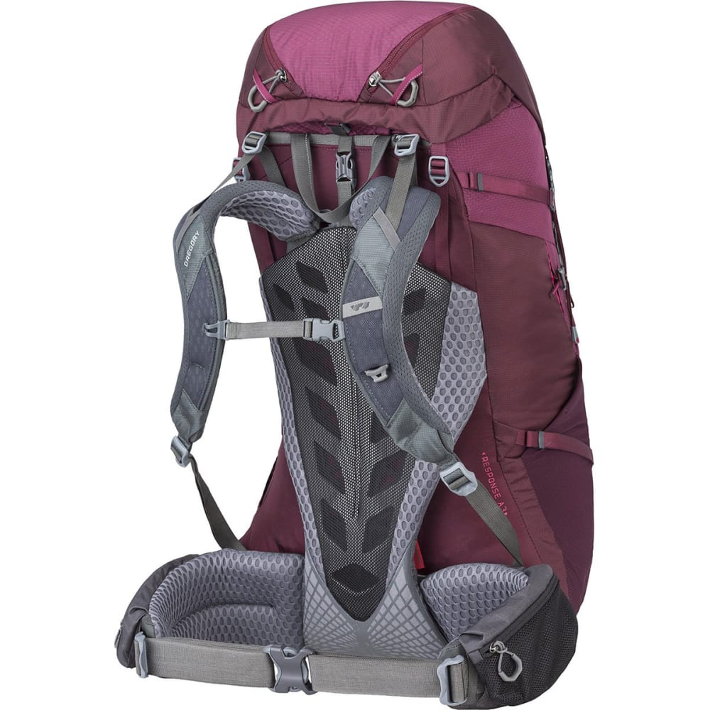 GREGORY Women's Deva 60 Pack - PLUM RED