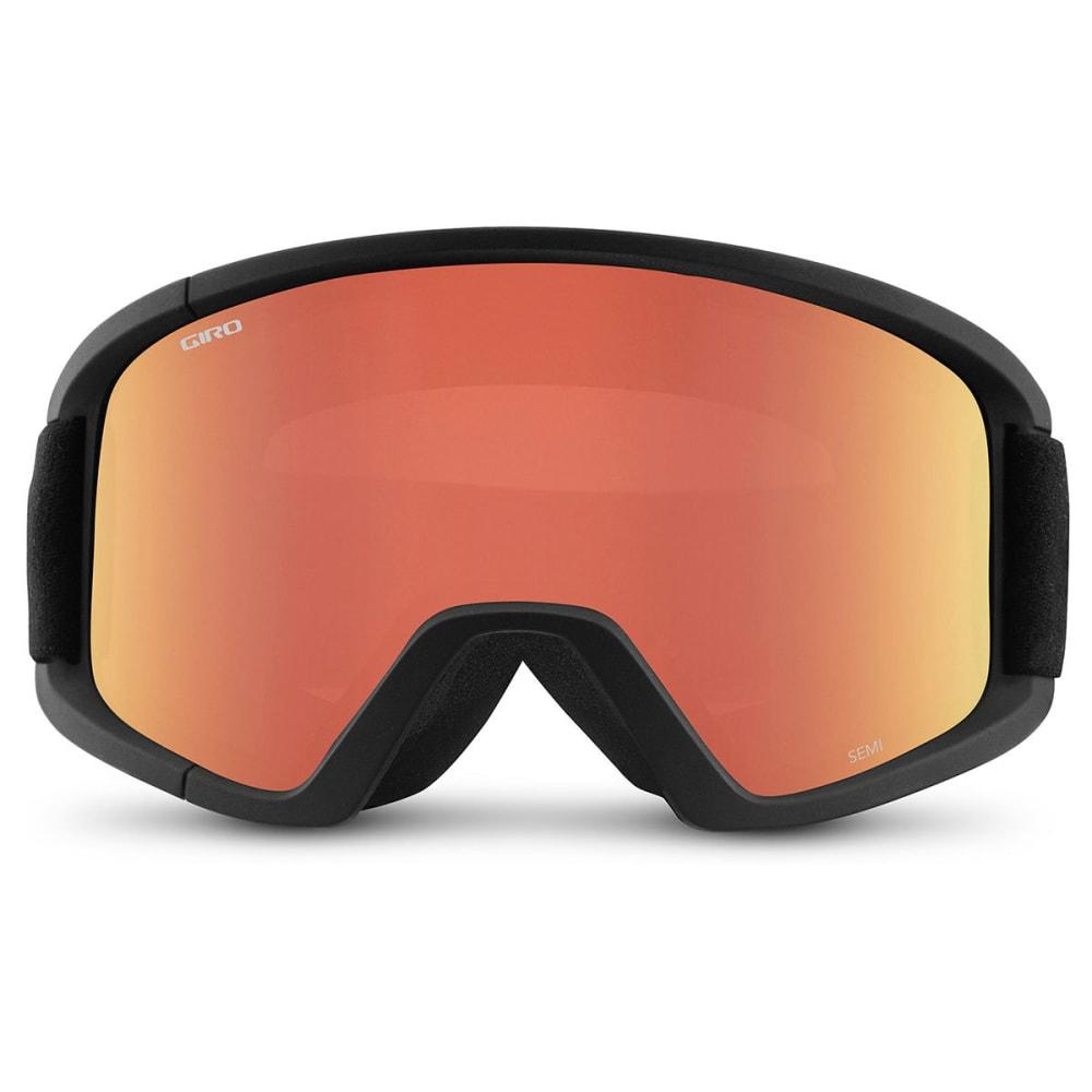 GIRO Semi Snow Goggles - BLACKCORE/AMBRSCAR