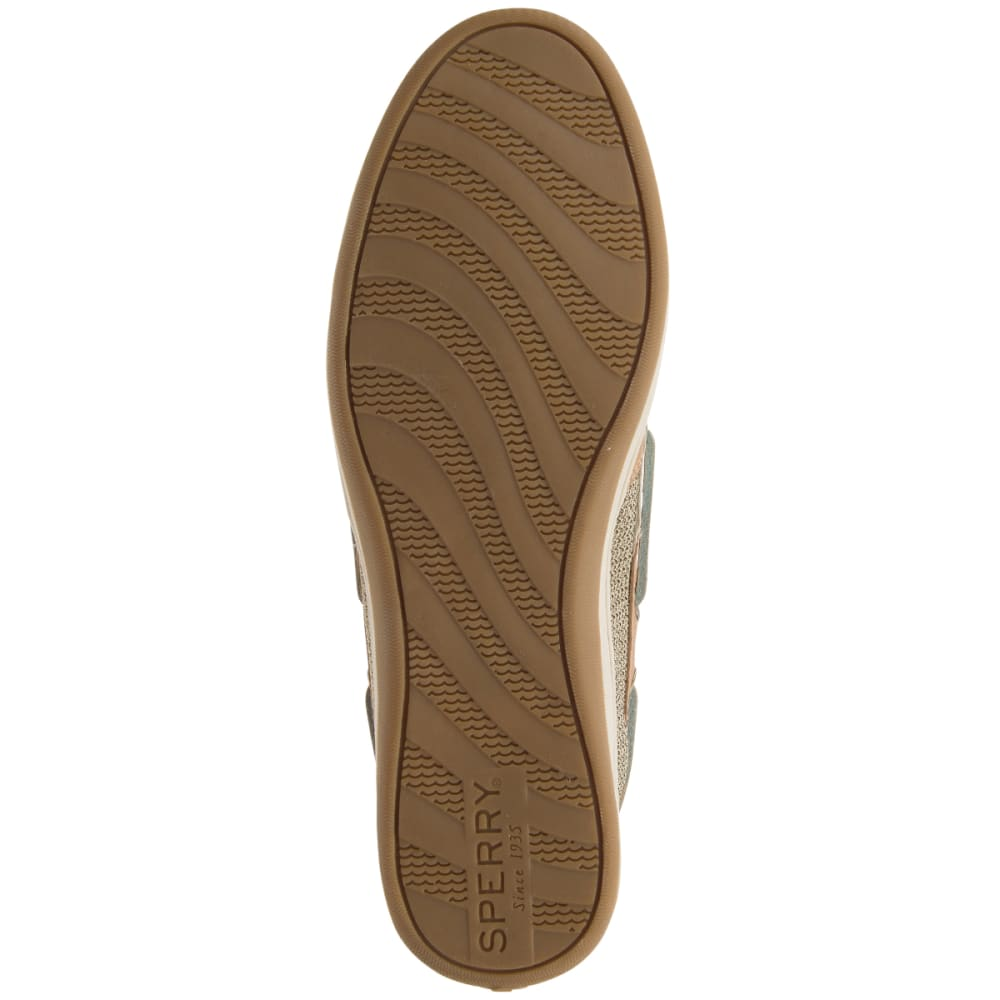 SPERRY Women's Koifish Boat Shoes - LINEN/OAT
