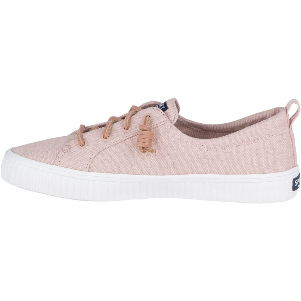SPERRY Women's Crest Vibe Creeper Boat Shoes - ROSE