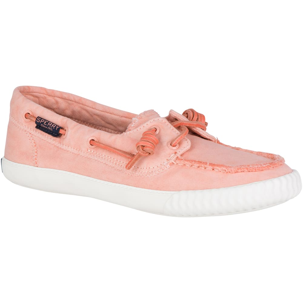 SPERRY Women's Sayel Away Boat Shoe Sneakers - SALMON-STS81824