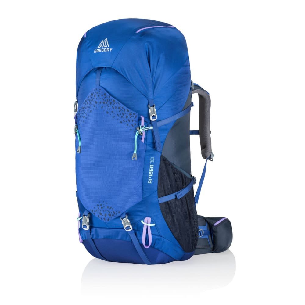 GREGORY Amber 70 Pack - PEARL BLUE