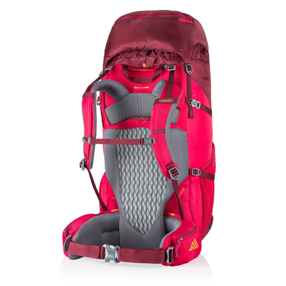 GREGORY Amber 70 Pack - CHILI PEPPERS RED