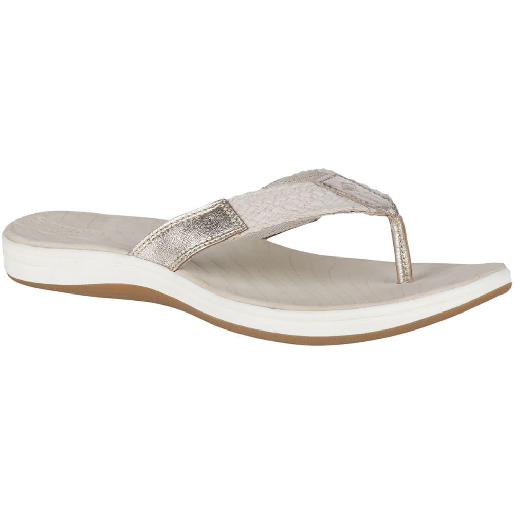 SPERRY Women's Seabrook Swell Flip Flops 6