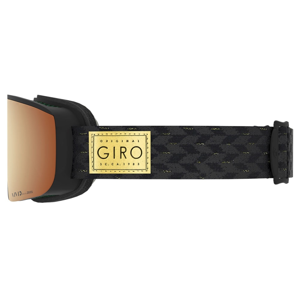 GIRO Women's Ella Snow Goggles - BLKGLDSHIM/VIVCOP