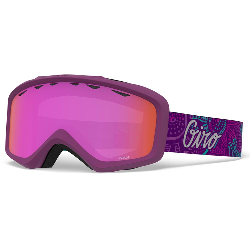 GIRO Youth Grade Snow Goggles NO SIZE