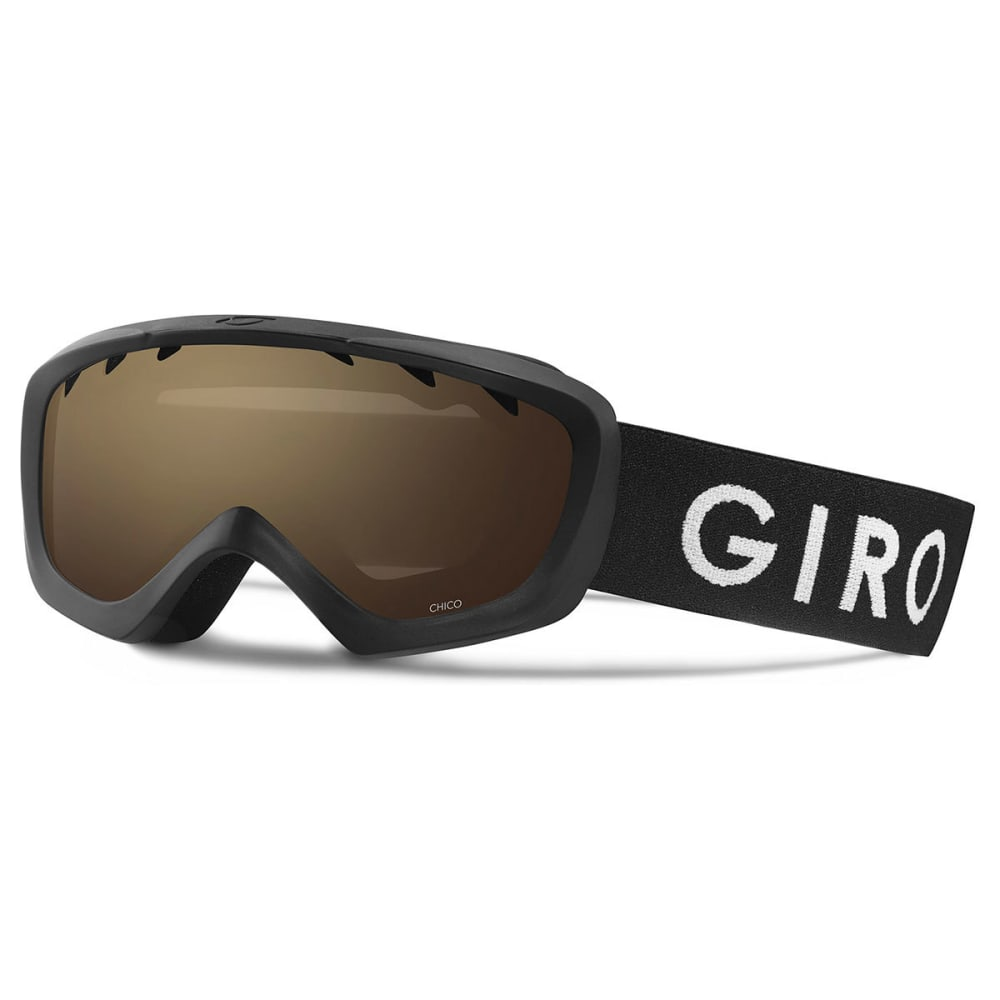 GIRO Toddler Chico Snow Goggles - BLACKZOOMAMBROSE
