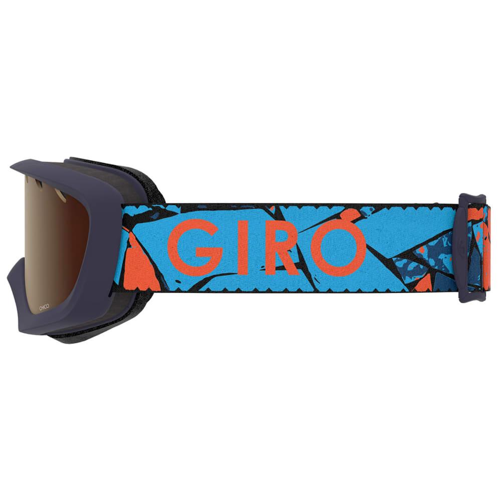 GIRO Toddler Chico Snow Goggles - BLUE ROCK