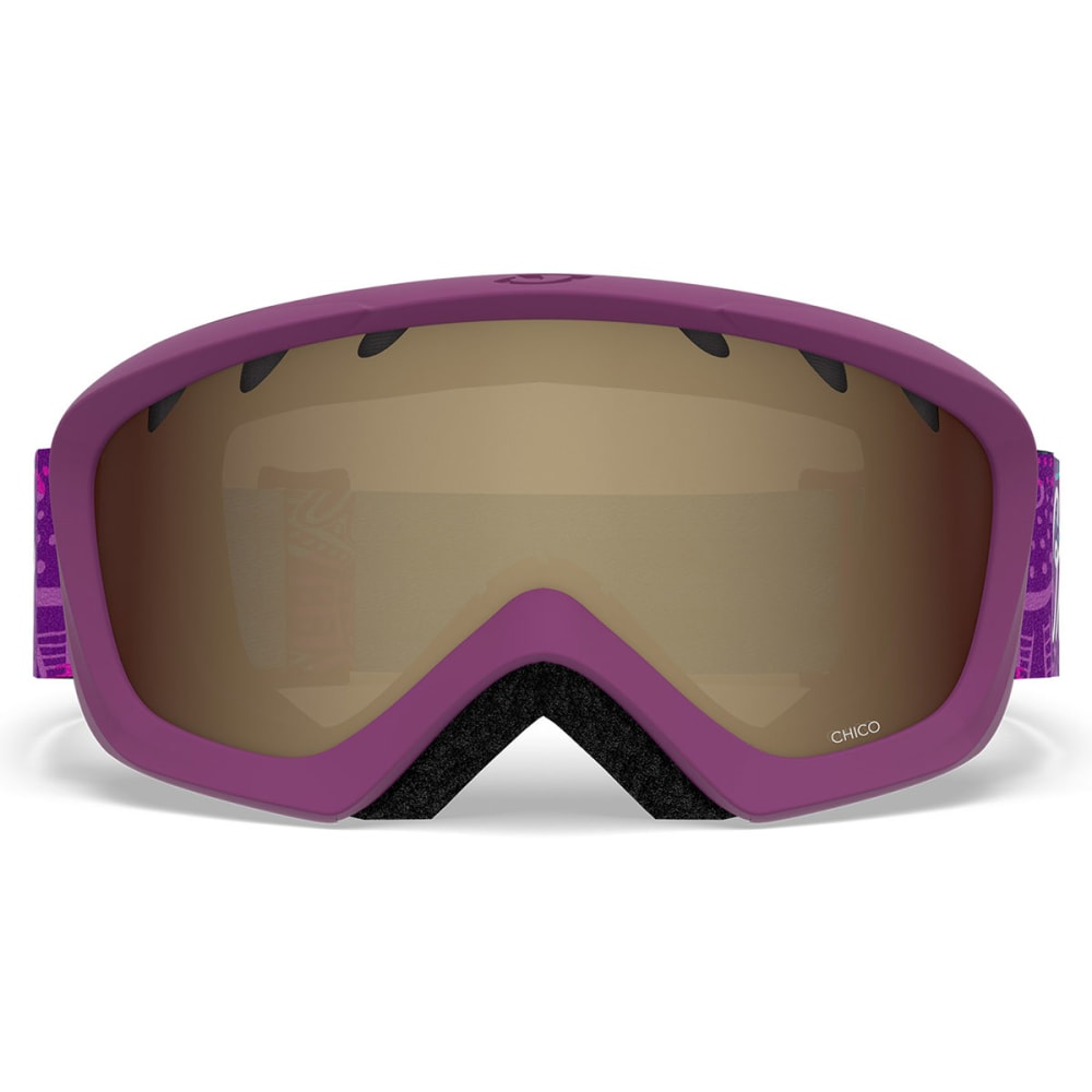 GIRO Toddler Chico Snow Goggles - PSYCH BLOSSOM