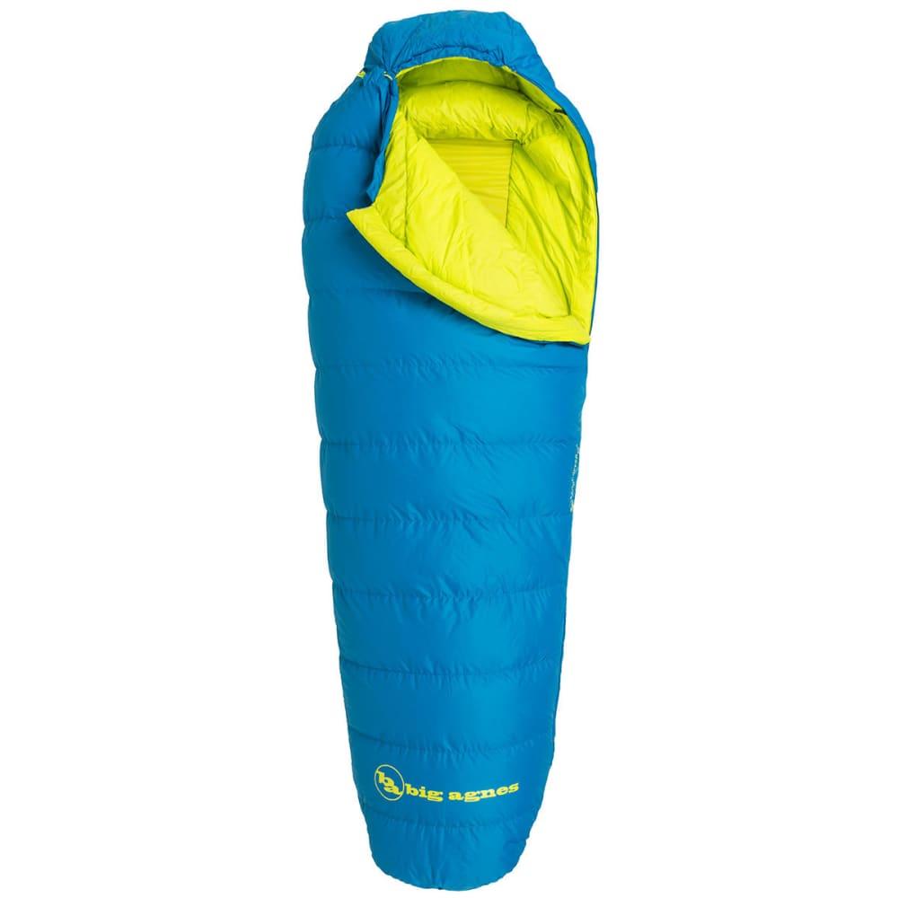 BIG AGNES Sandhoffer 20 Regular Sleeping Bag - BLUE
