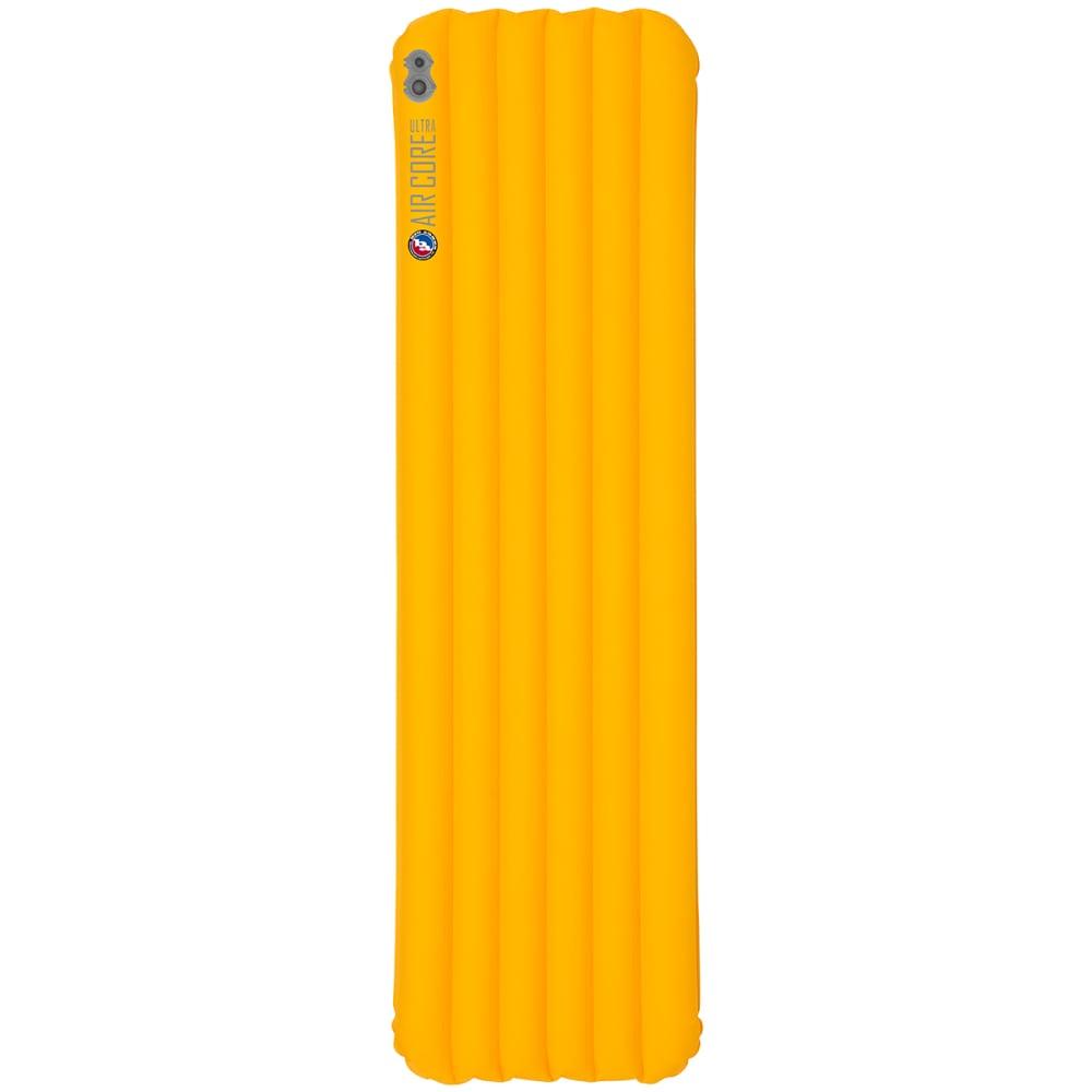 BIG AGNES Air Core Ultra Sleeping Pad, Wide Long - GOLD