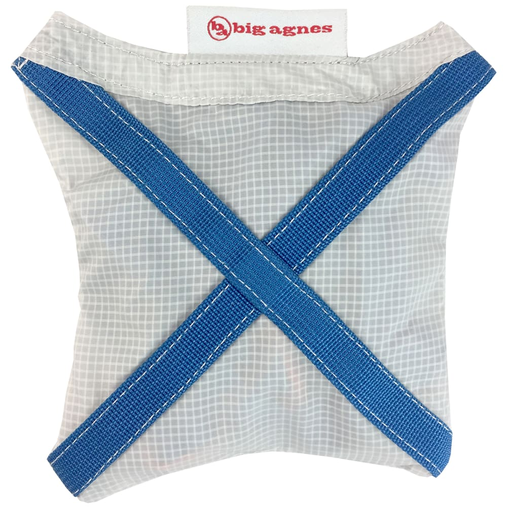 BIG AGNES Superlight Girdle Compression Straps, S/M - LIGHT GREY