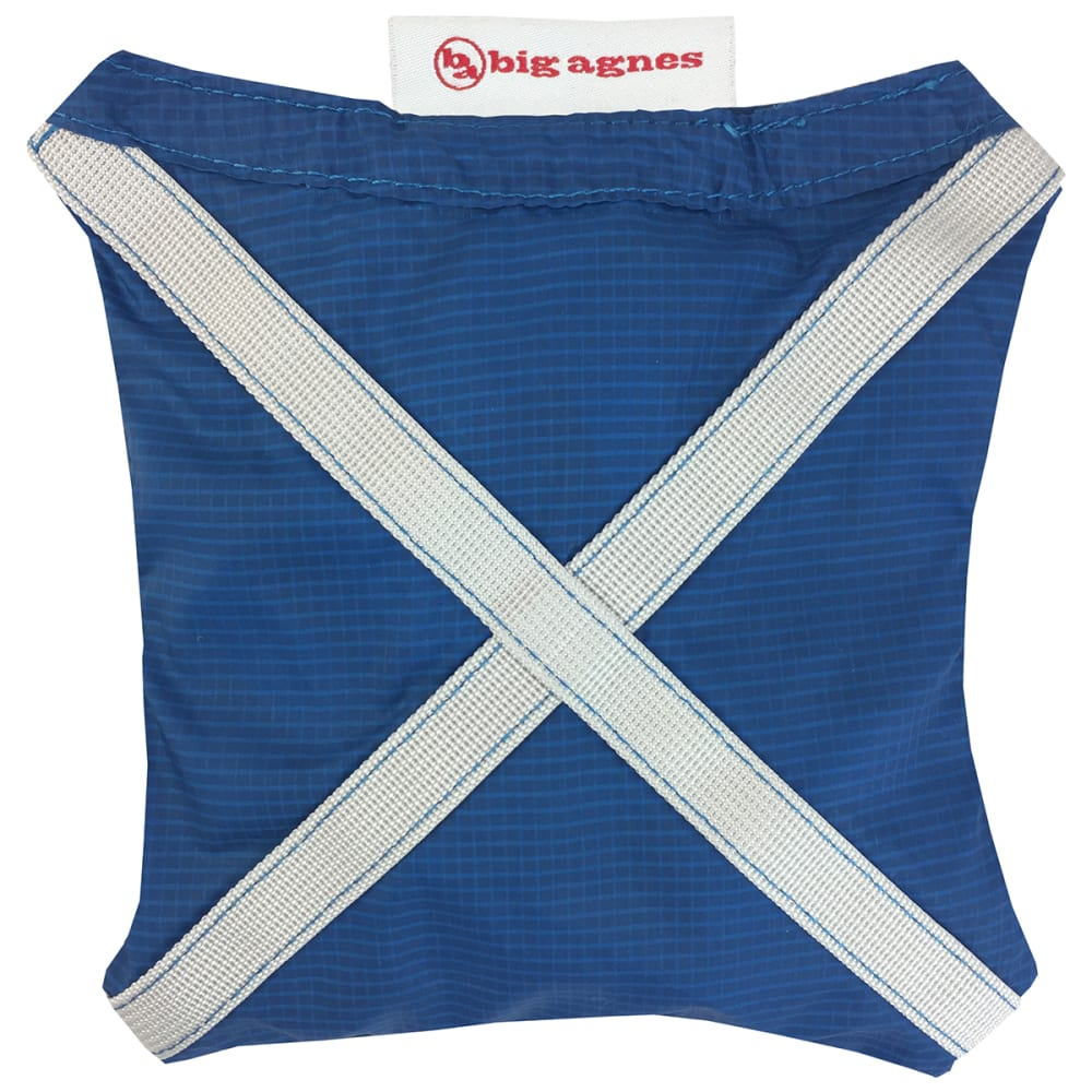 BIG AGNES Superlight Girdle Compression Straps, L/XL - BLUE