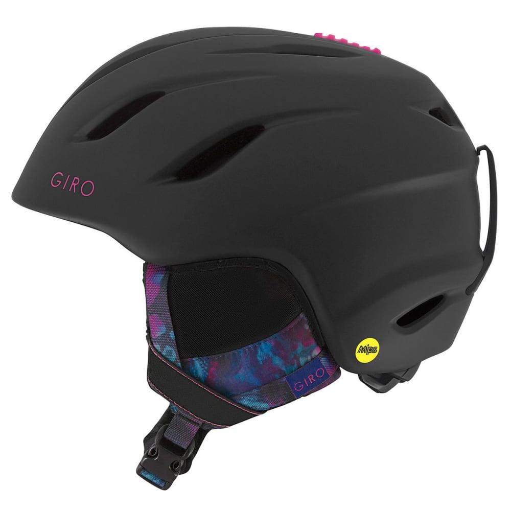 GIRO Women's Era MIPS Snow Helmet - MATTE BLACK TIDEPOOL