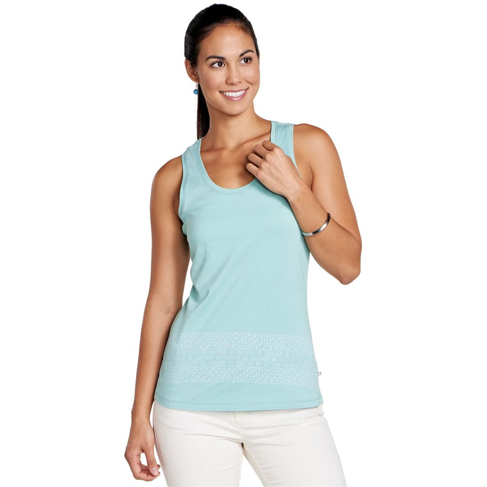 TOAD & CO. Women's Lean Layering Tank - 418-AQUIFER