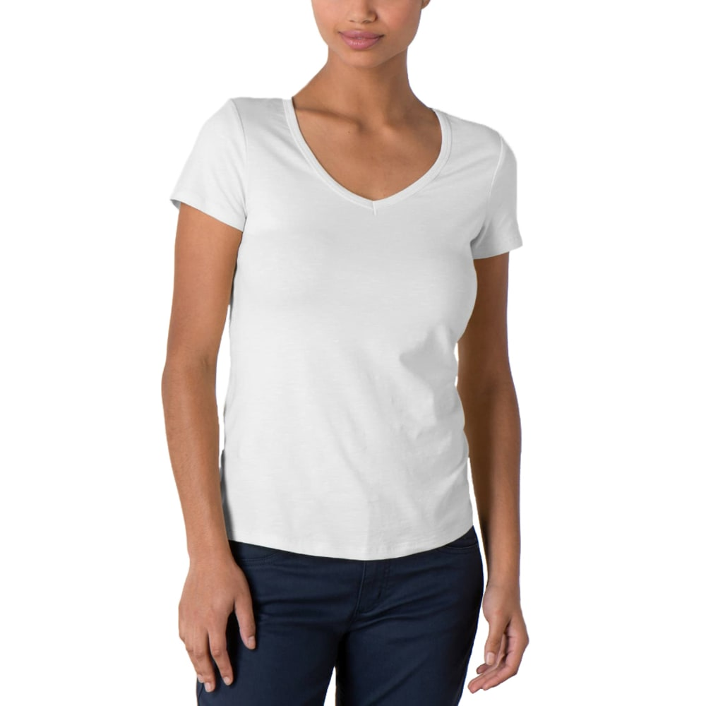 TOAD & CO. Women's Marley Short-Sleeve Tee - WHITE-000