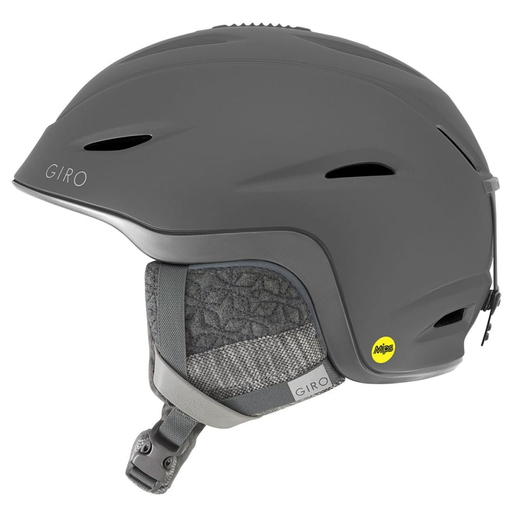 GIRO Women's Fade MIPS Snow Helmet - MATTE TITANIUM