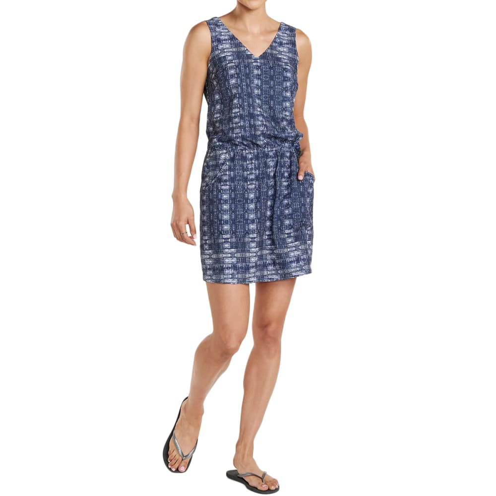 TOAD & CO. Women's Liv Dress - 428-BLUEBERRY LAYERD