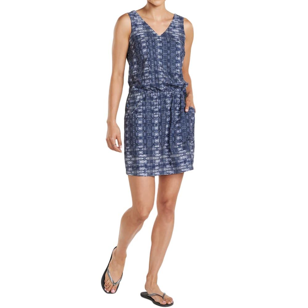 TOAD & CO. Women's Liv Dress - 428-BLUEBERRY LAYERD