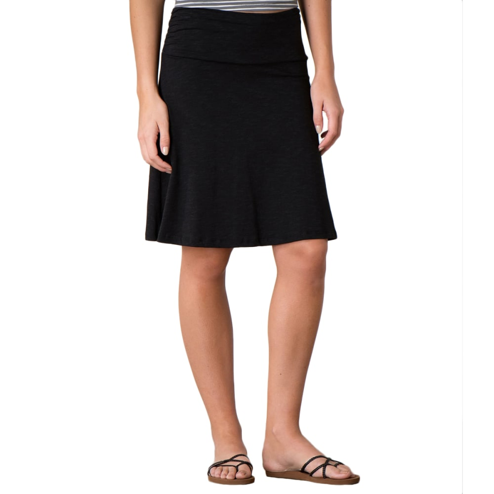 TOAD & CO. Women's Chaka Skirt - 100-BLACK