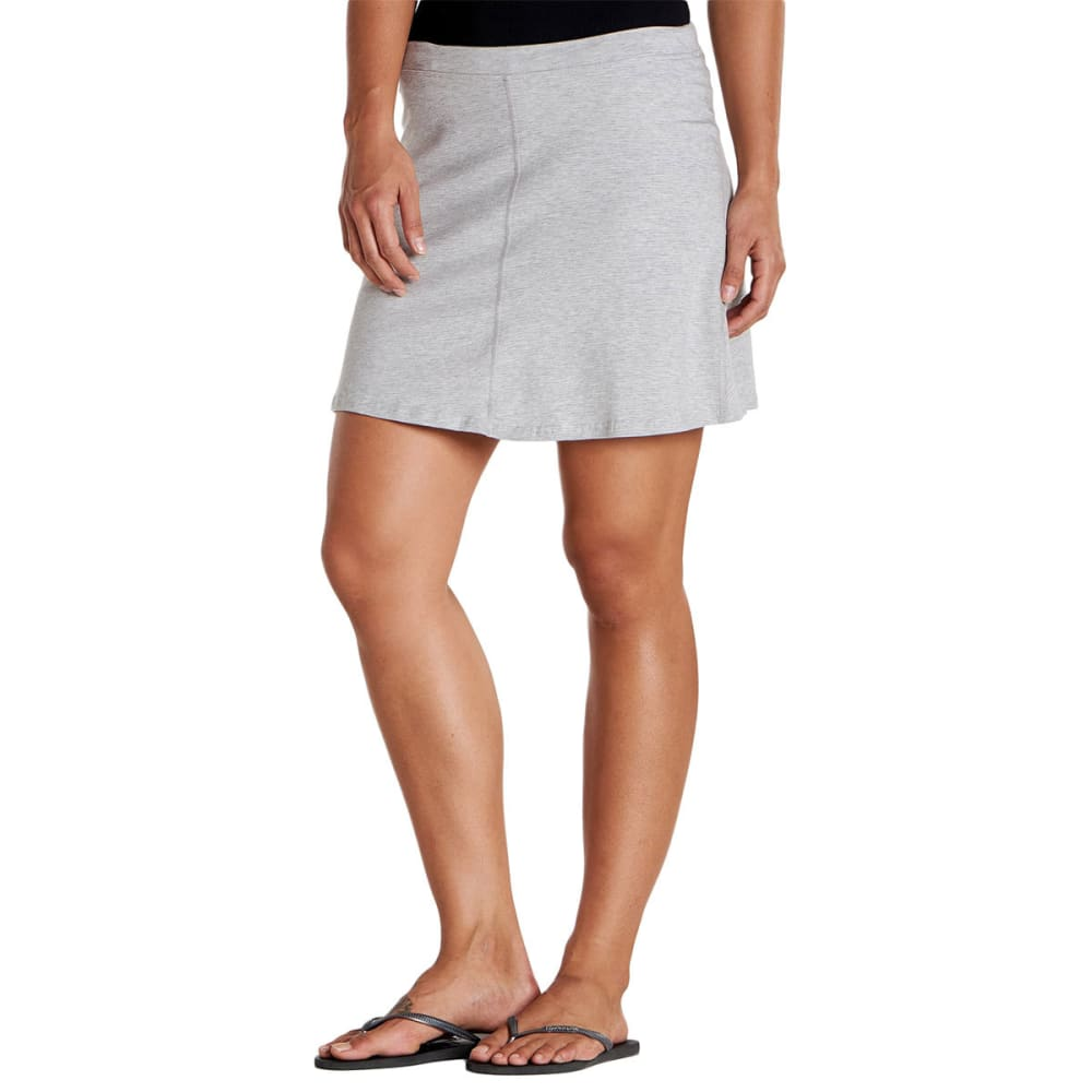 TOAD & CO. Women's Seleena Skort - 111-HEATHER GREY