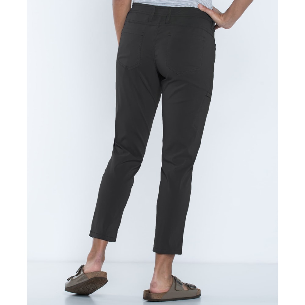TOAD AND CO. Women's Jetlite Crop Pants - 100-BLACK