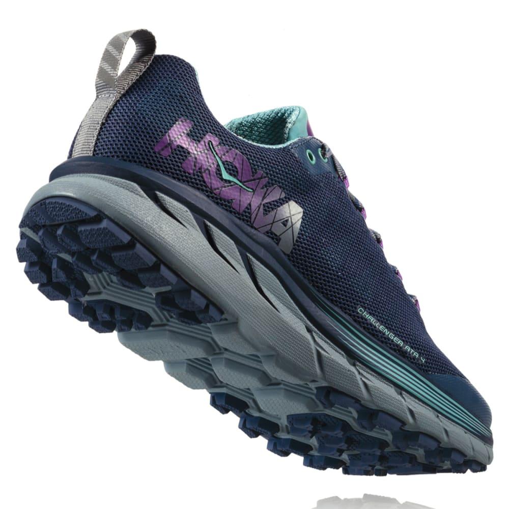 HOKA ONE ONE Women's Challenger ATR 4 Trail Running Shoes - AQUIFER - AVIG