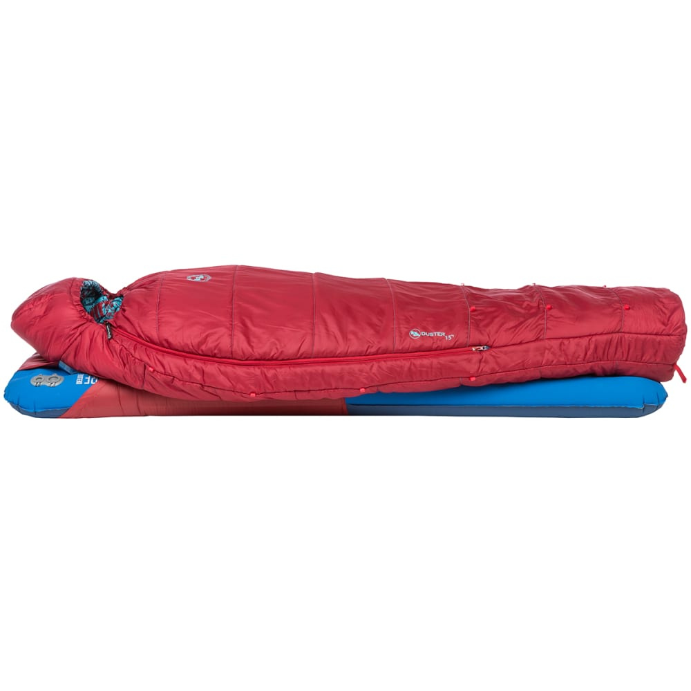 BIG AGNES Duster 15° Sleeping Bag - RED