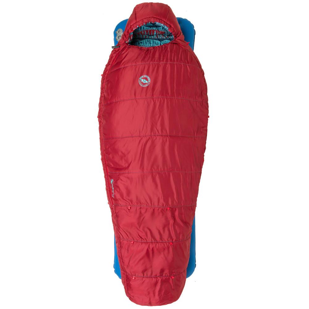 BIG AGNES Duster 15° Sleeping Bag - RED