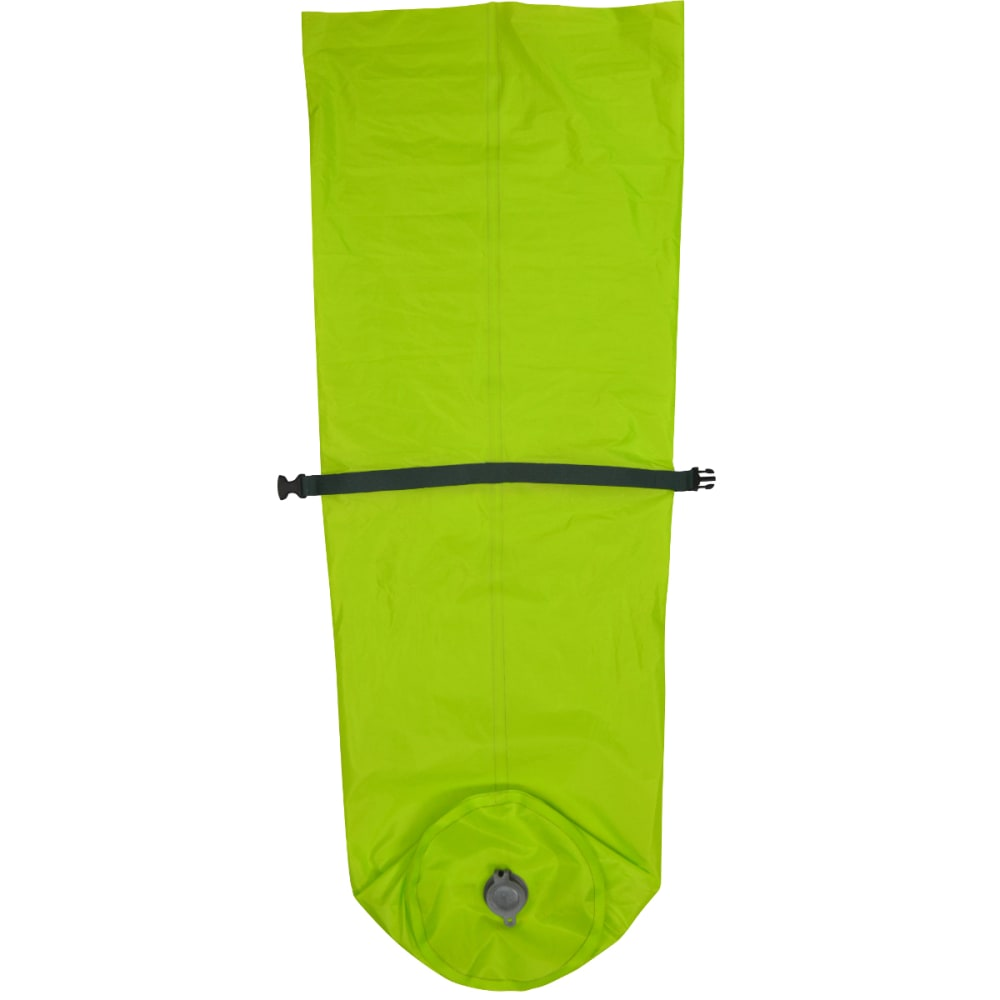 BIG AGNES Pumphouse Ultra Sleeping Pad Pump - LIME GREEN