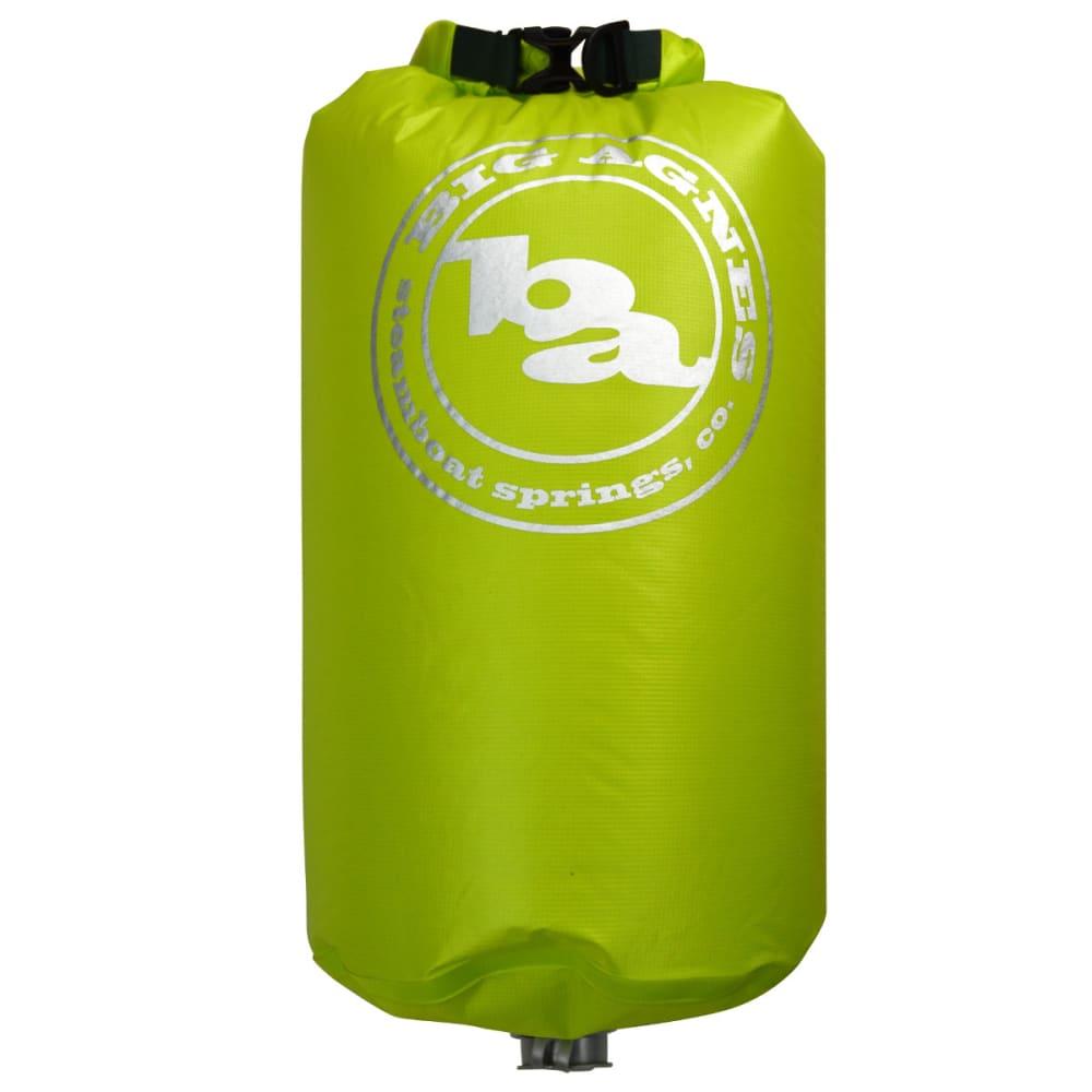 BIG AGNES Pumphouse Ultra Sleeping Pad Pump - LIME GREEN