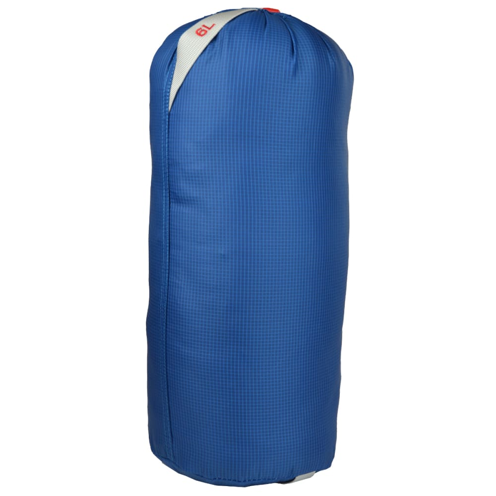 BIG AGNES Stuff Sack, XS - BLUE