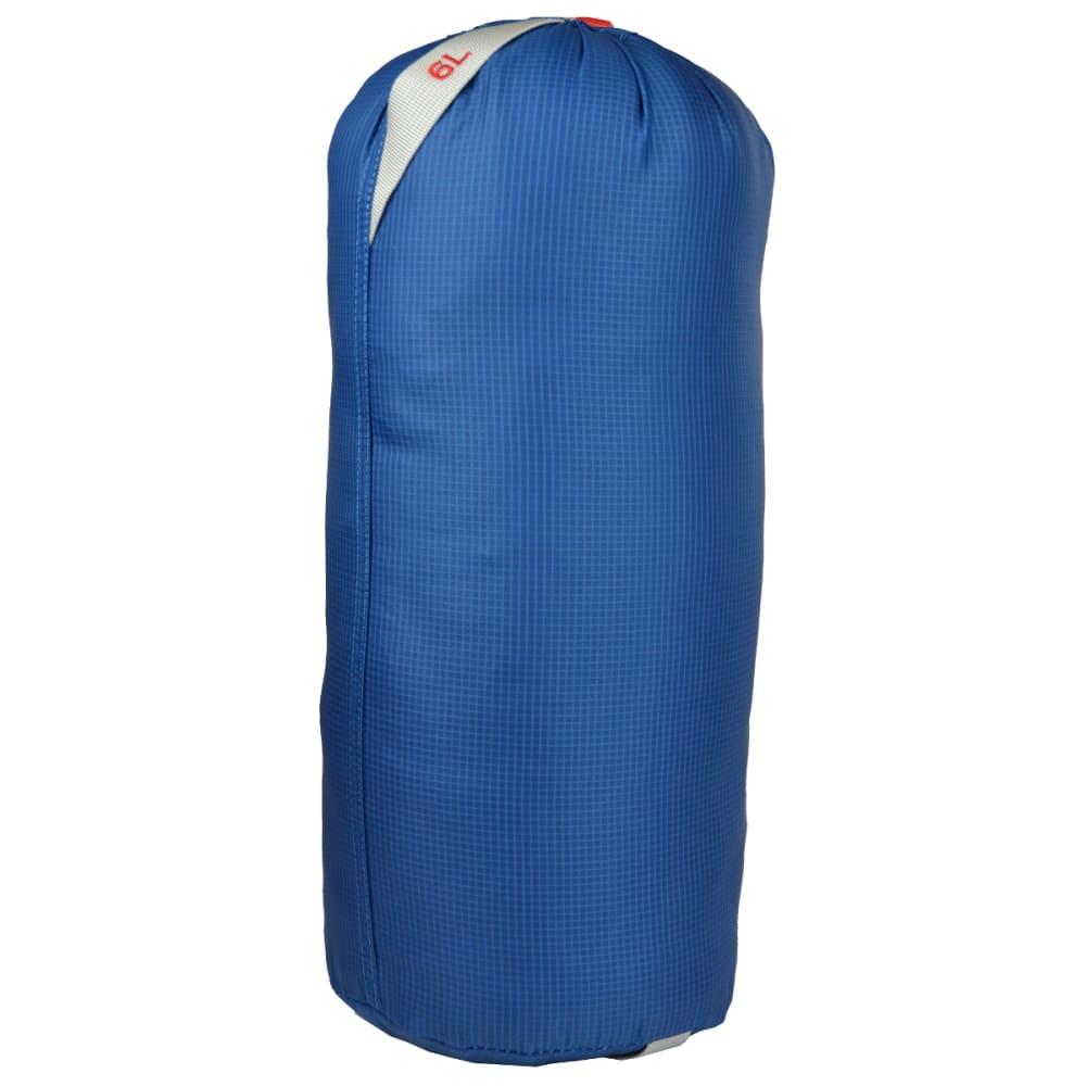BIG AGNES Stuff Sack, XS - BLUE