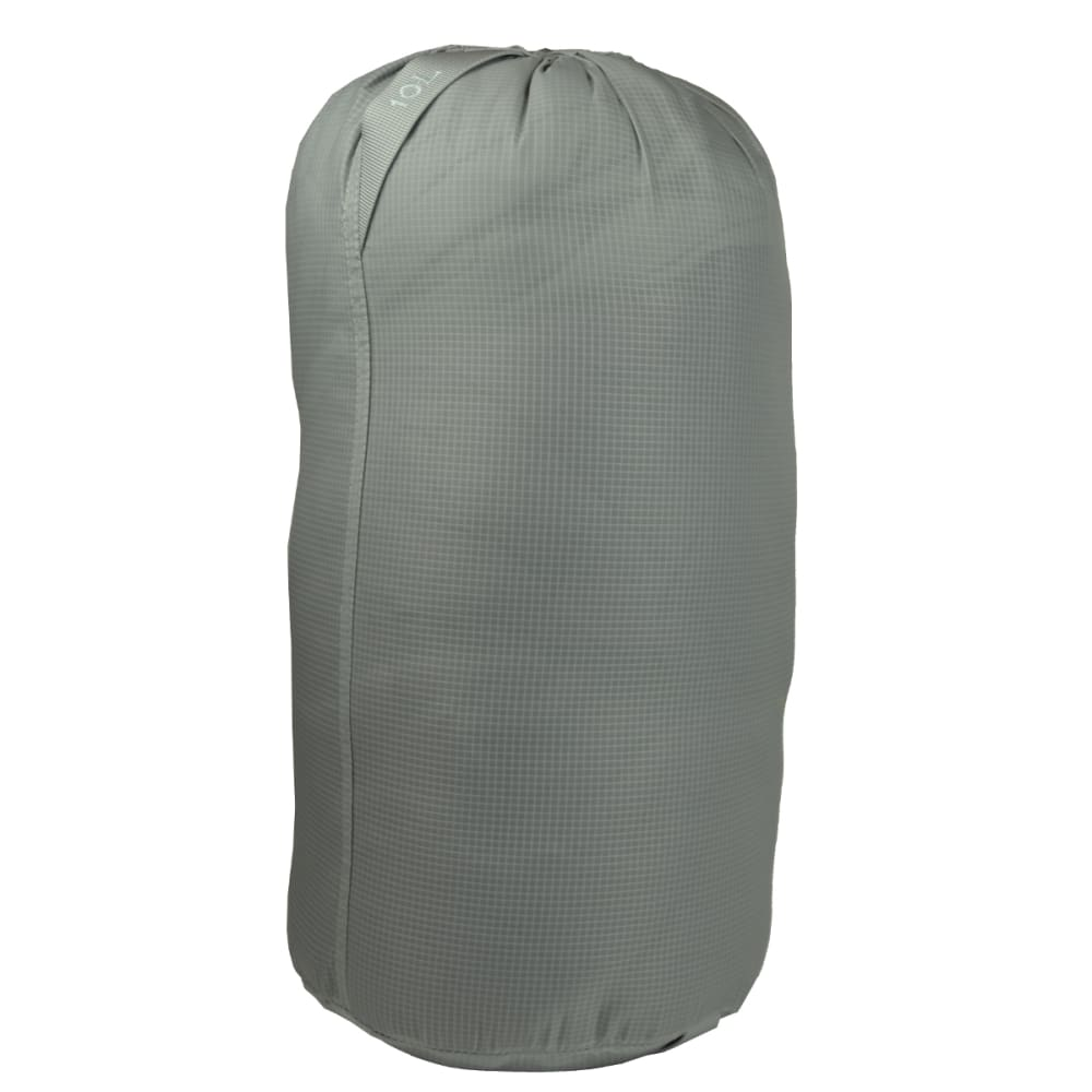 BIG AGNES Stuff Sack, Small - LIGHT GREY