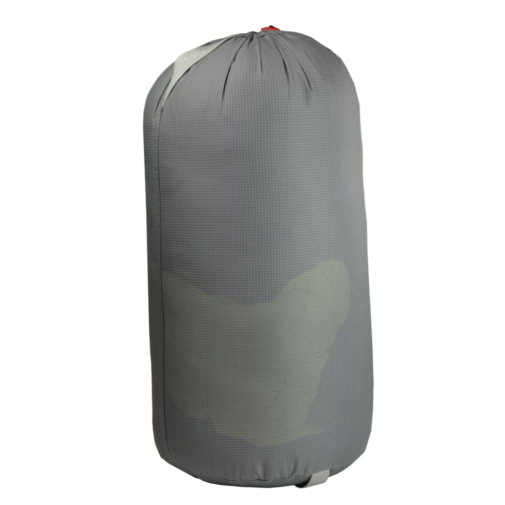 BIG AGNES Stuff Sack, Medium - GREY