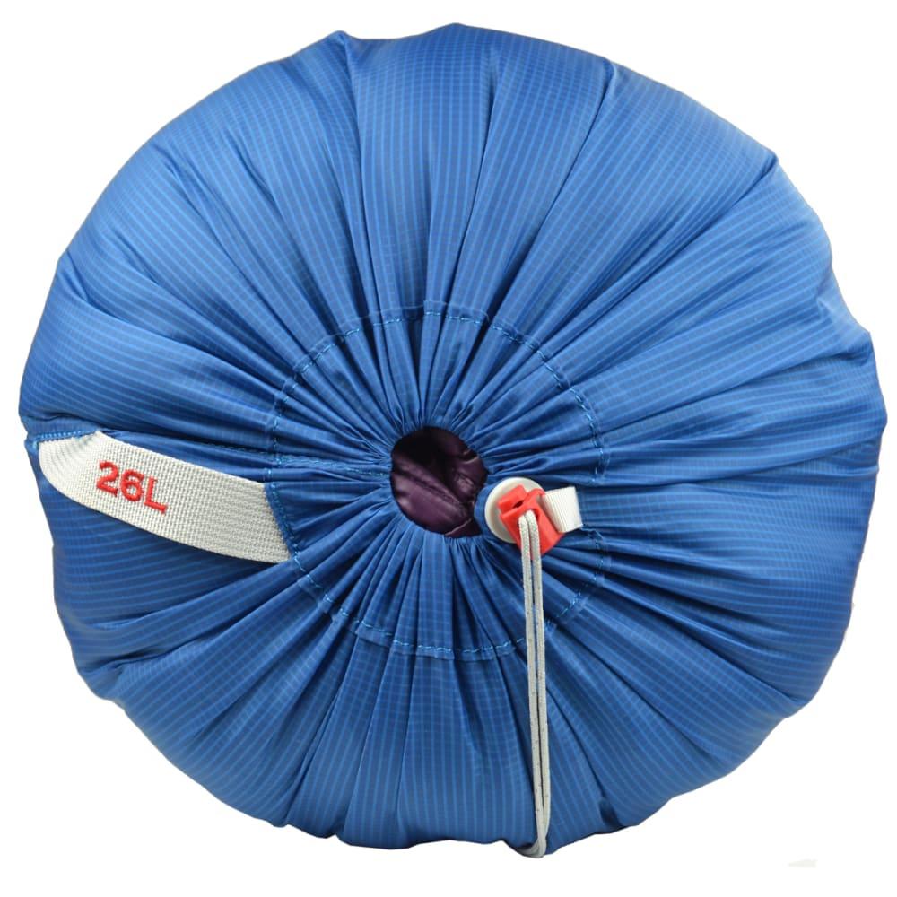 BIG AGNES Stuff Sack, XL - BLUE