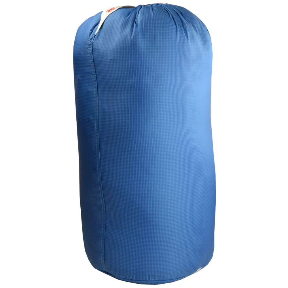 BIG AGNES Stuff Sack, XL - BLUE